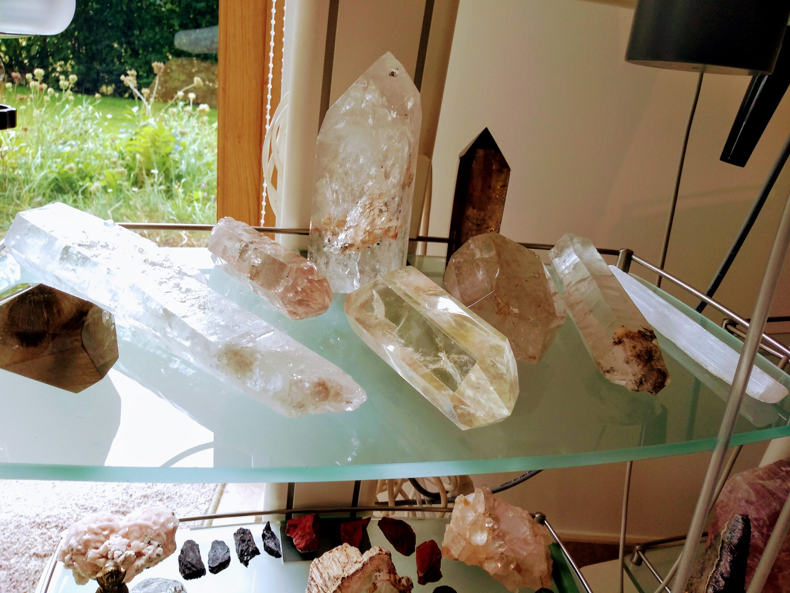 Working Crystals
