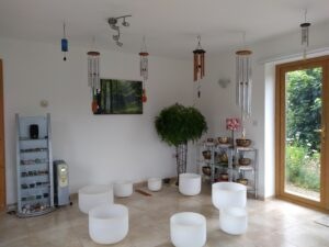 Meditative Sound Healing Room